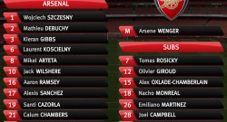 arsenal-starting-XI