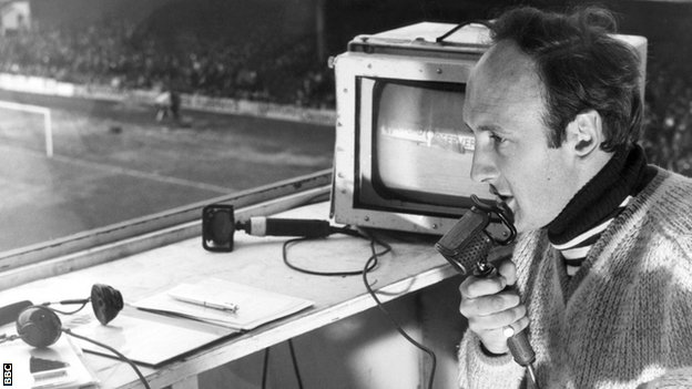 barry davies Barry Davies to Return to Match Of The Day As Part of 50 Year Anniversary