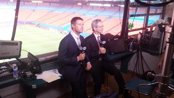 brian mcbride jp dellacamera Highs and Lows of FOX Sports International Champions Cup TV Coverage