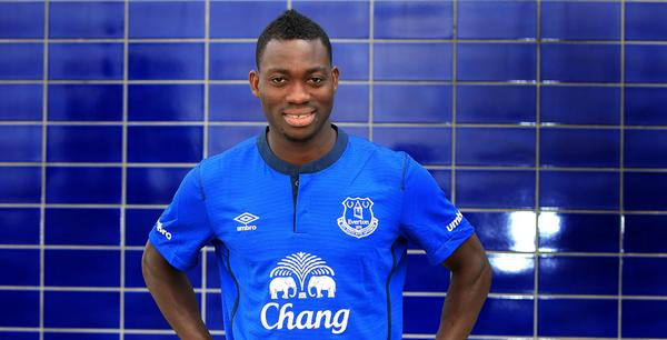 Everton Signs Ghana Midfielder Christian Atsu on Season-Long Loan
