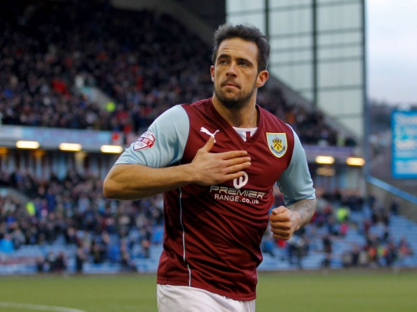 danny ings 600x450 Most Instrumental Players at Arsenal, Chelsea, Aston Villa, Crystal Palace and Burnley