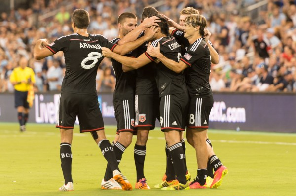 dc photo 3 600x399 Sporting Kansas City 0 3 D.C United (Photos)