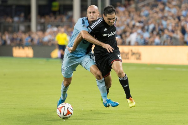 dc photo 4 600x399 Sporting Kansas City 0 3 D.C United (Photos)