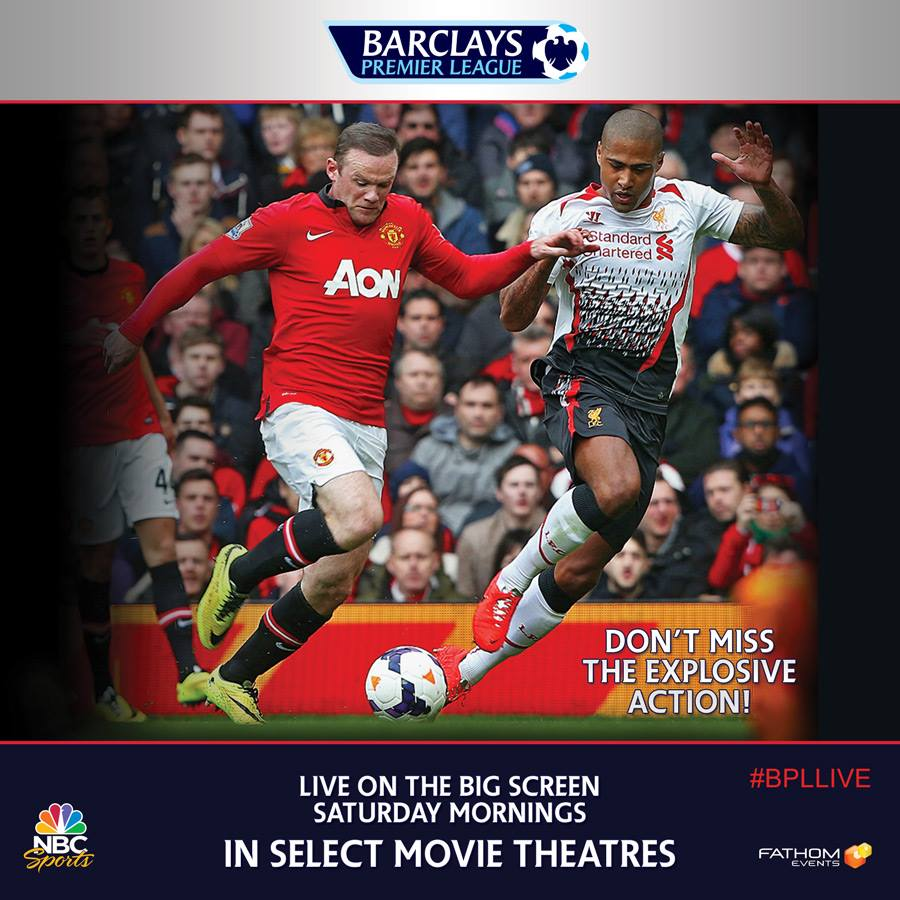 FAQ On Watching Premier League Games In US Movie Theaters