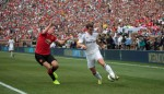 gareth bale1 150x86 Manchester United 3 1 Real Madrid: International Champions Cup [PHOTOS]