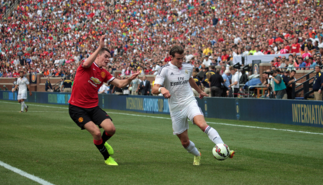 Manchester United 3-1 Real Madrid: International Champions Cup [PHOTOS]