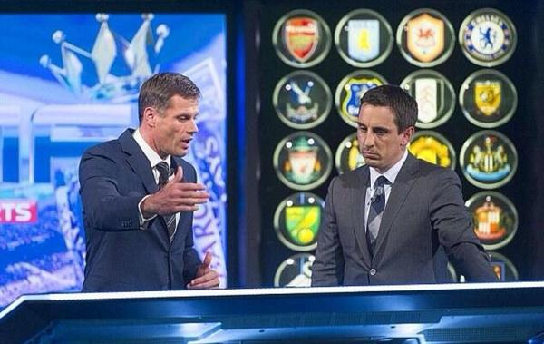 Watch Gary Neville's Analysis of the Manchester City-Manchester United Derby [VIDEO]