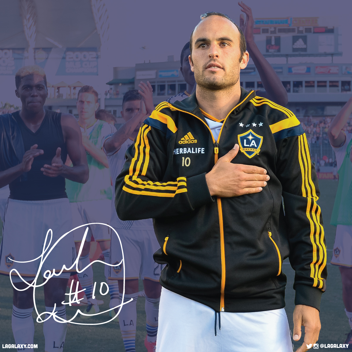 Read Landon Donovan's Letter to Fans to Announce His Retirement From Soccer