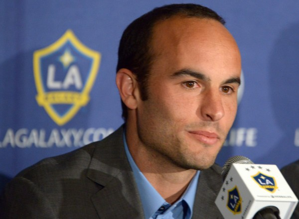 landon donovan2 600x441 Landon Donovan Leaves Behind a Legacy as a Pioneer In US Soccer