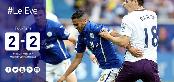 leicester everton Top 4 Feel Good Stories From Opening Premier League Weekend