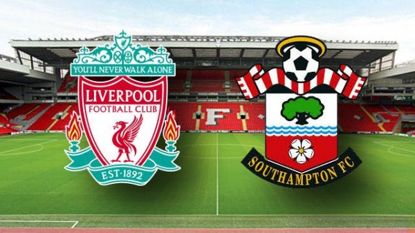 liverpool southampton 600x337 Liverpool vs. Southampton: Predicted Line Ups and Preview