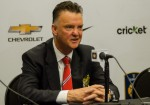 louis van gaal 150x105 Manchester United vs Liverpool, International Champions Cup Final in Miami [PHOTOS]