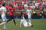 man utd real madrid 150x96 Manchester United 3 1 Real Madrid: International Champions Cup [PHOTOS]