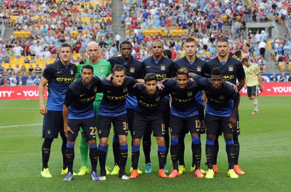 manchester city 600x397 Manchester City 2014 15 Season Preview: Champions Face Unsure Season