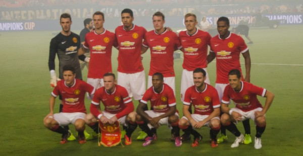 manchester united1 600x310 Manchester United vs Liverpool, International Champions Cup Final in Miami [PHOTOS]