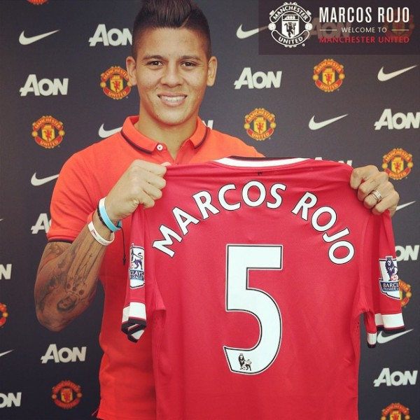 Marcos Rojo Will Be a Perfect Additiion to Manchester United's Defense