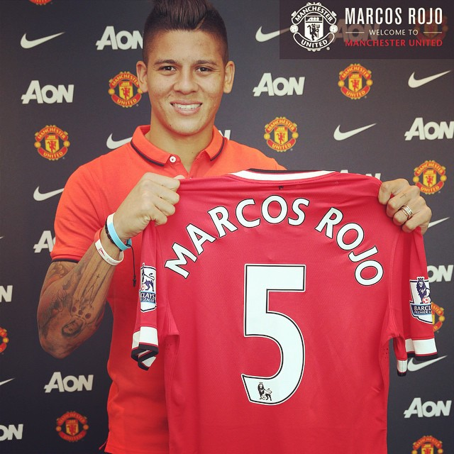 Marcos Rojo Will Be a Perfect Addition to Manchester United's Defense