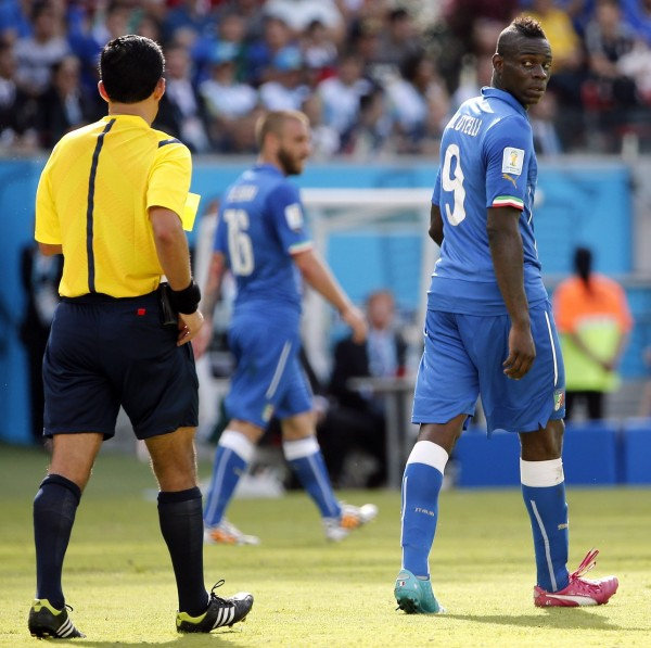 Liverpool Considers Move For Mario Balotelli On Loan or Permanent Deal, Says Report