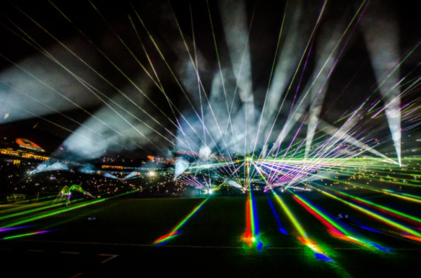 martin garrix concert 600x396 Manchester United vs Liverpool, International Champions Cup Final in Miami [PHOTOS]