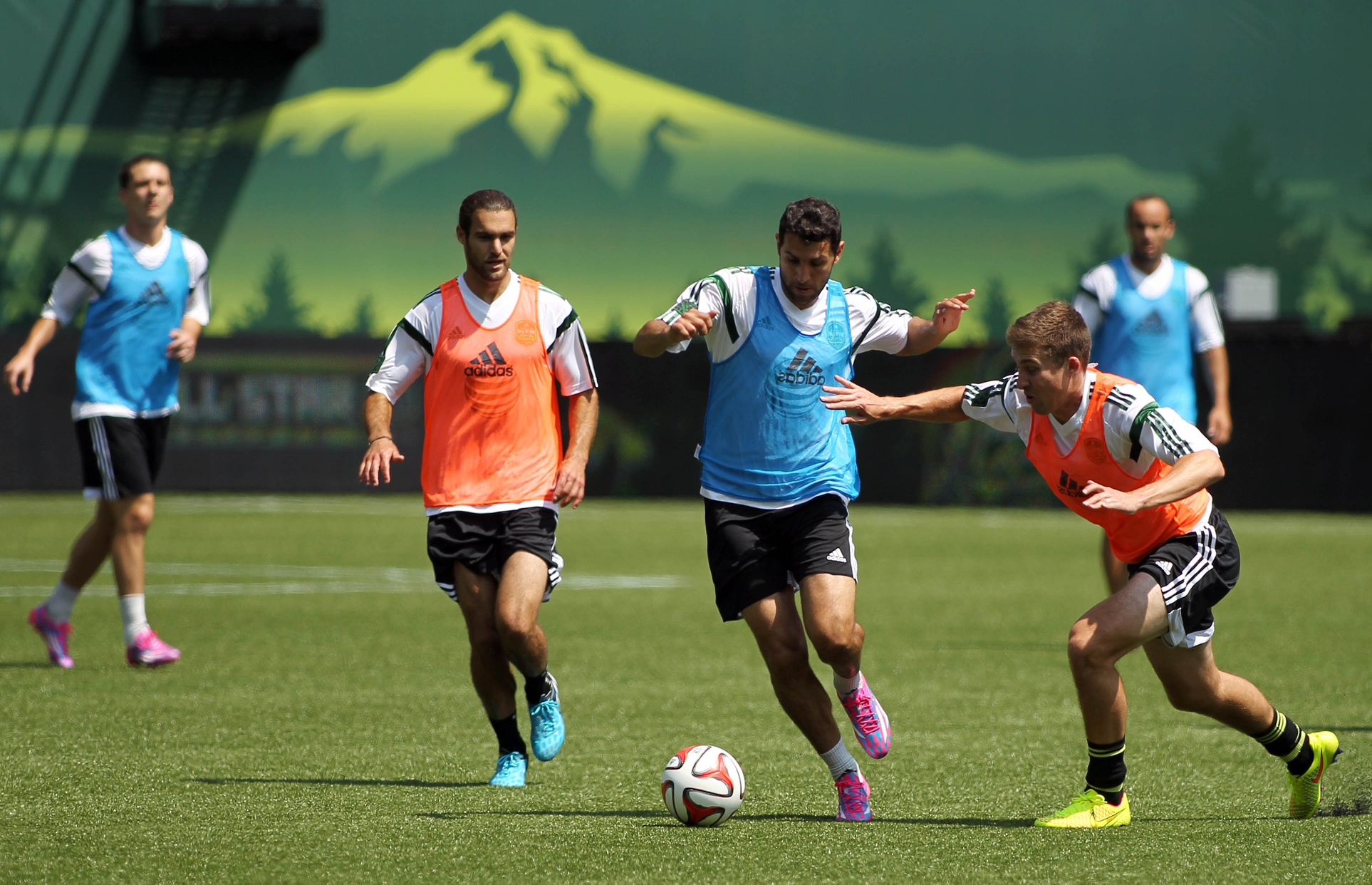 mls-all-star-game-training