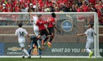 mufc real madrid 150x89 Manchester United 3 1 Real Madrid: International Champions Cup [PHOTOS]