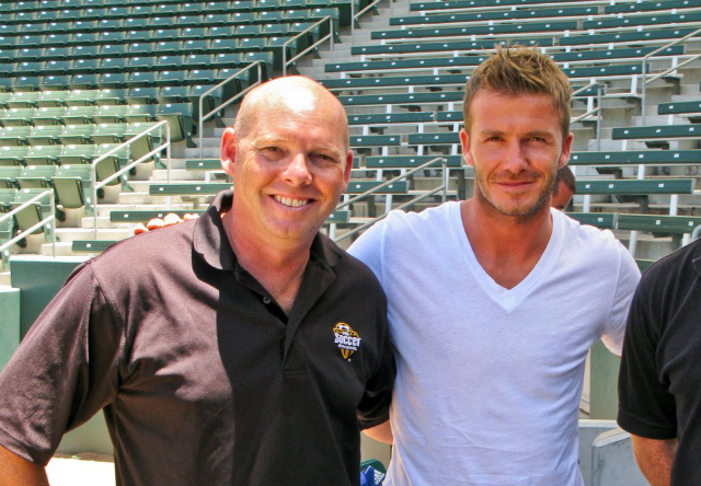 nick webster david beckham Interview With Nick Webster, Host of the World Soccer Talk Podcast