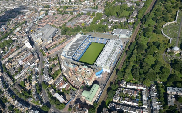 stamford bridge 600x373 2014/15 Premier League TV Schedule For Viewers in the UK