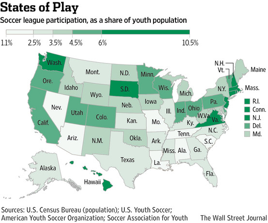 states of play Research Shows That Soccer Fans Are More Likely to Be Liberals