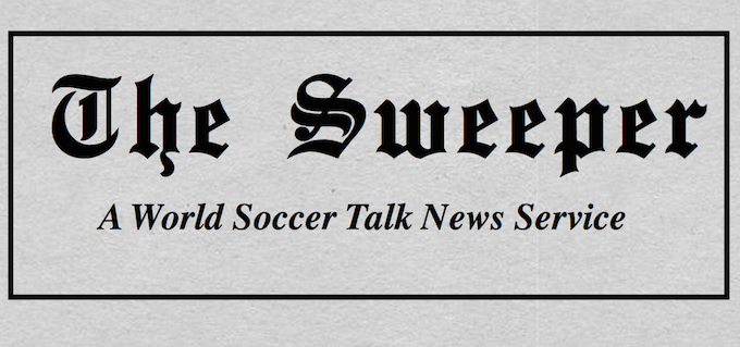 The Sweeper: 10 Soccer Stories You May Have Missed