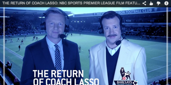 Commentators for Premier League matches on NBC Sports, Gameweek 23