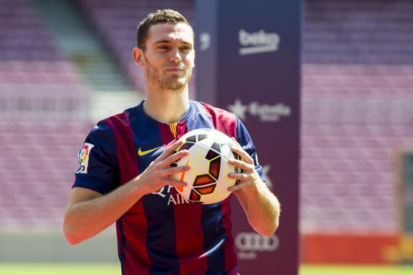thomas vermaelen Barcelona New Signing Thomas Vermaelen Suffers Hamstring Injury And is Out Indefinitely