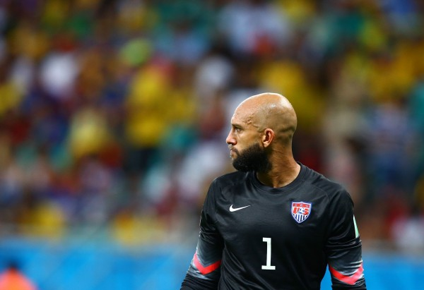 tim howard 600x411 EPL Yanks