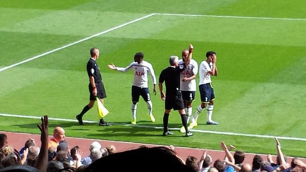 tottenham hotspur Reviewing the Key Refereeing Decisions From Opening Weekend of Premier League