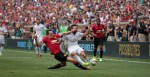 united rm 150x77 Manchester United 3 1 Real Madrid: International Champions Cup [PHOTOS]