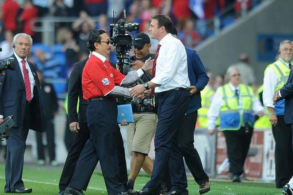 vincent tan malky mackay Vincent Tan Delivers Revenge On Malky Mackay to Scupper Move to Crystal Palace
