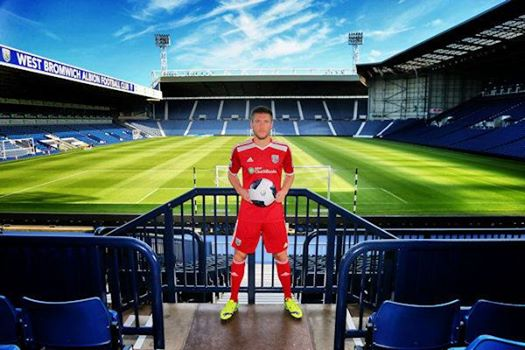 west brom away shirt stand West Bromwich Albion Away Shirt for 2014/15 Season: Official [PHOTOS]