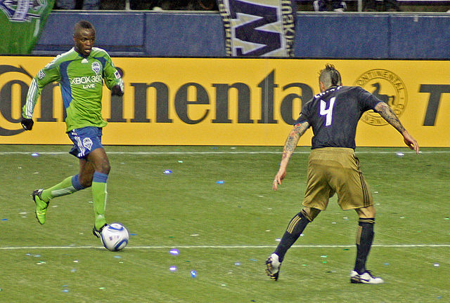The Sad Tale Of Steve Zakuani's Ailing MLS Career