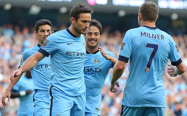 Manchester City To Consider Extending Frank Lampard's Loan Past January