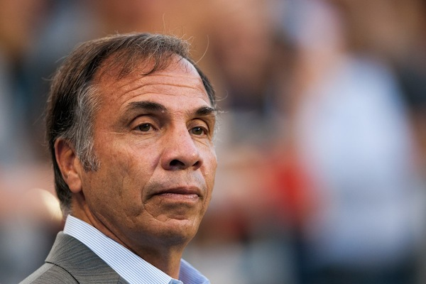 Bruce Arena Punishment Reinforces His Criticisms