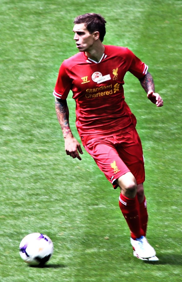 danny agger 579x900 Daniel Agger Is The Last Of A Dying Breed