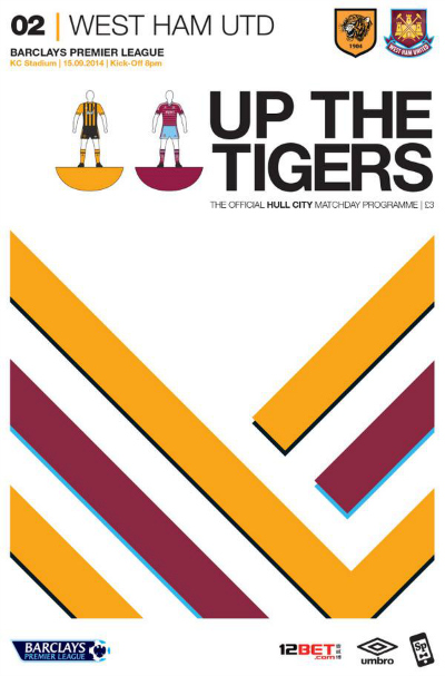 Hull City vs West Ham United, TV Times and Open Thread