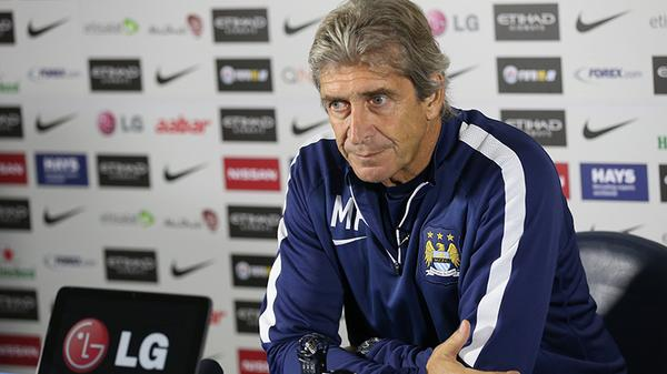 Manchester City Boss Pellegrini Says Sergio Aguero Can Get Better