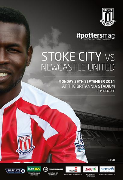 Stoke City vs Newcastle United: Starting Lineups, TV Times and Open Thread