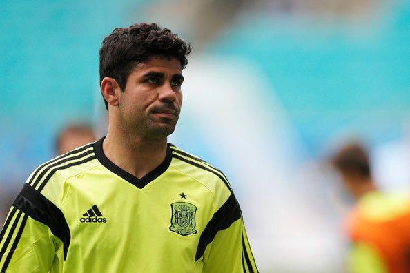 Diego Costa Battling Stomach Illness Since Returning From International Duty