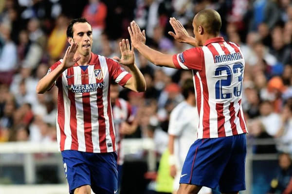 Diego Godin Calls For Transparency In LFP Awards After Atletico Madrid Players Are Shut Out