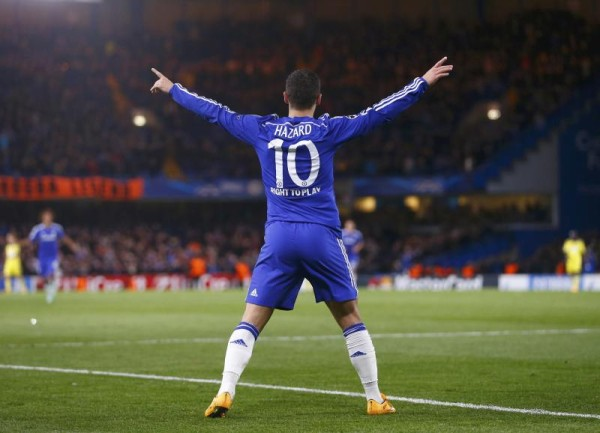Eden Hazard Is Cementing His Status Amongst The Game's Elite, But He Can Still Get Better
