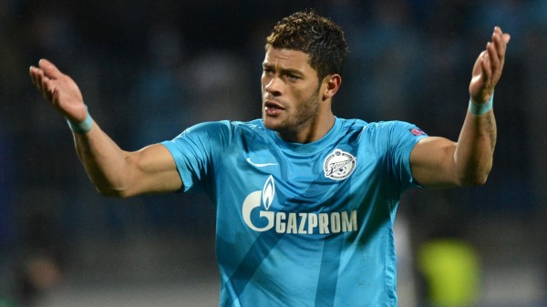 Russian Football Union Investigating Claims Of Racial Abuse Against Brazilian Forward Hulk