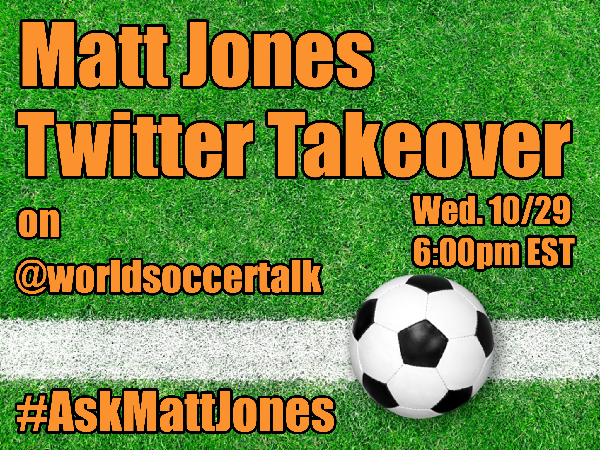 Matt Jones Takeover