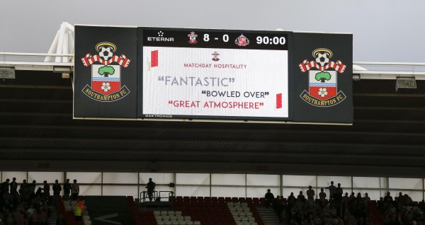 Sunderland Players Offer Ticket Refund To Supporters Who Traveled To Southampton