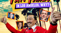Vincent Tan MLS Chivas USA Los Angeles 1 - Fast Times in Ridgemont High Spoof